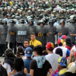 In manette il sindaco di Caracas