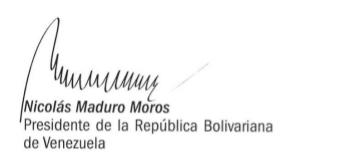 firmaMaduro