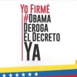 Raccolta Firme: IL VENEZUELA NON É UNA MINACCIA, SIAMO UNA SPERANZA