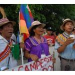 Gli indigeni in Panamá reclamano al governo un'educazione interculturale