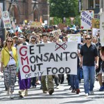 Proteste contro la multinazionale Monsanto e il transgenico in tutta l'America Latina